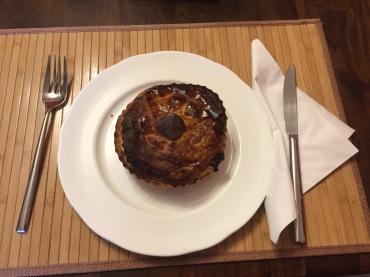 Sweeney Tood pie